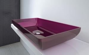 sanitari colorati di design