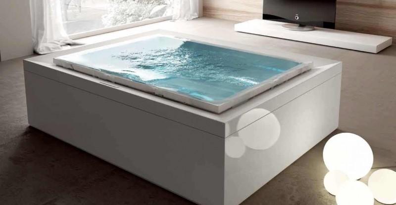 vasca da bagno particolare