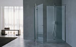 installazione doccia pavimento - Padova