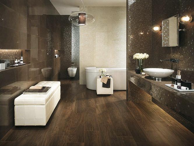 Piastrelle per bagno di Design