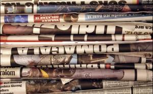 giornali in bagno