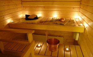 sauna a casa - Padova