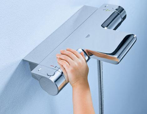 Miscelatori termostatici per doccia Grohe Padova