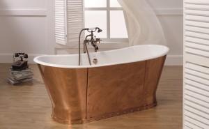 arredo bagno in stile provenzale