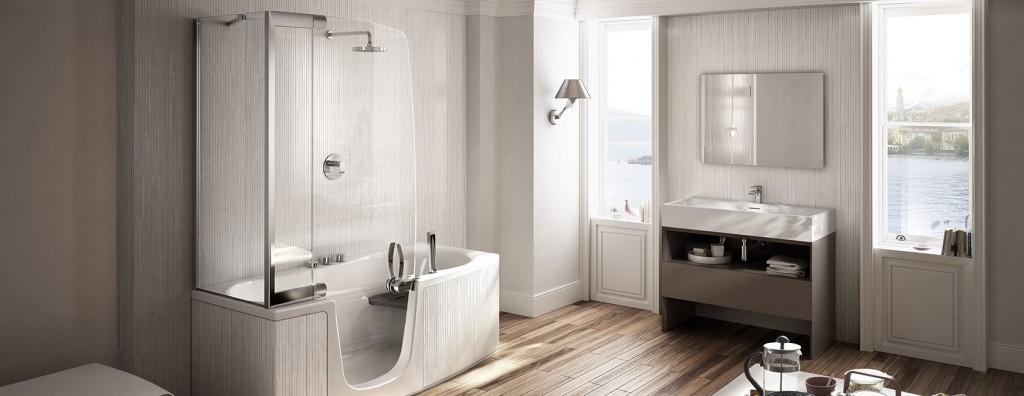 Combinati vasca doccia Teuco Padova