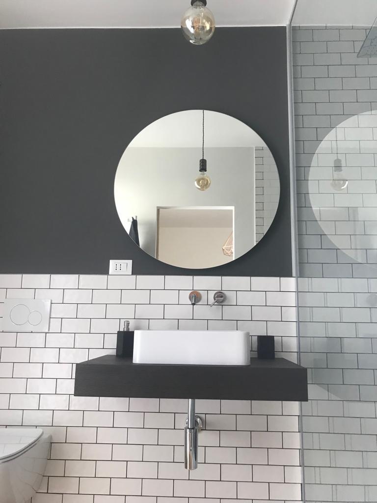 Arredo bagno, industrial style, Fratelli Beltrame